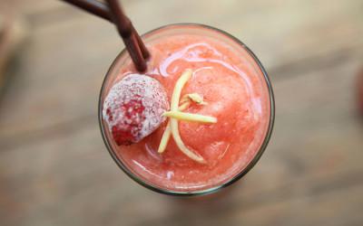 Frozen Strawberry Elixir