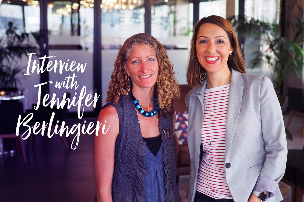 Preview :: Adventure Series – Interview with Jennifer Berlingieri