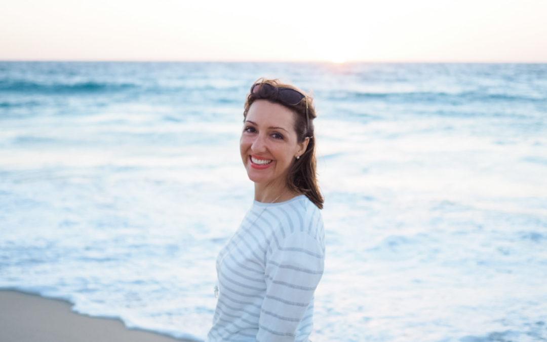 Rebecca Weller sunset beach